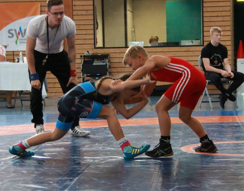 Internationaler Strelasund-Pokal | Melanie Klawa